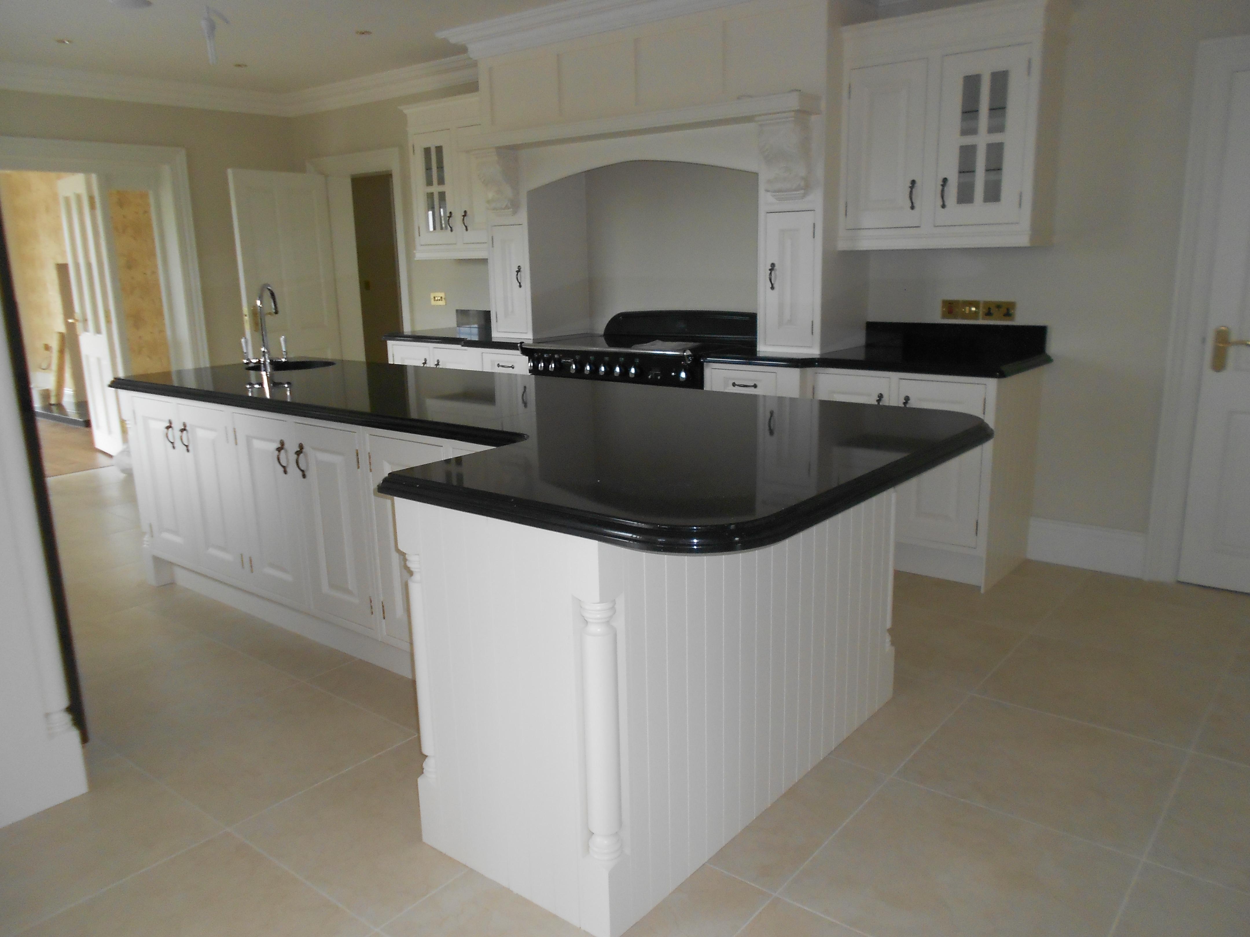 Kitchen Granite Worktop Island