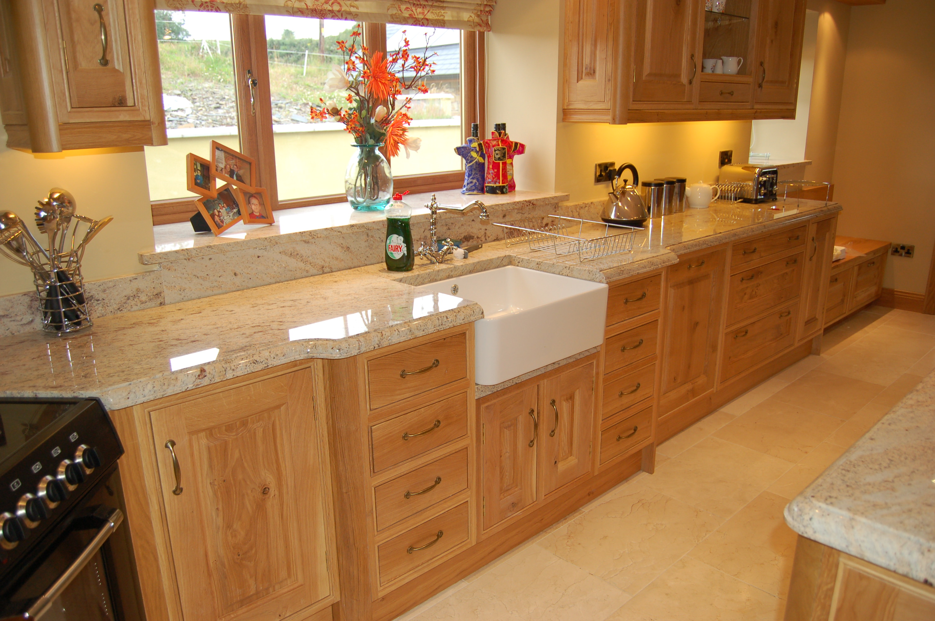 Kitchen Sink/Worktop