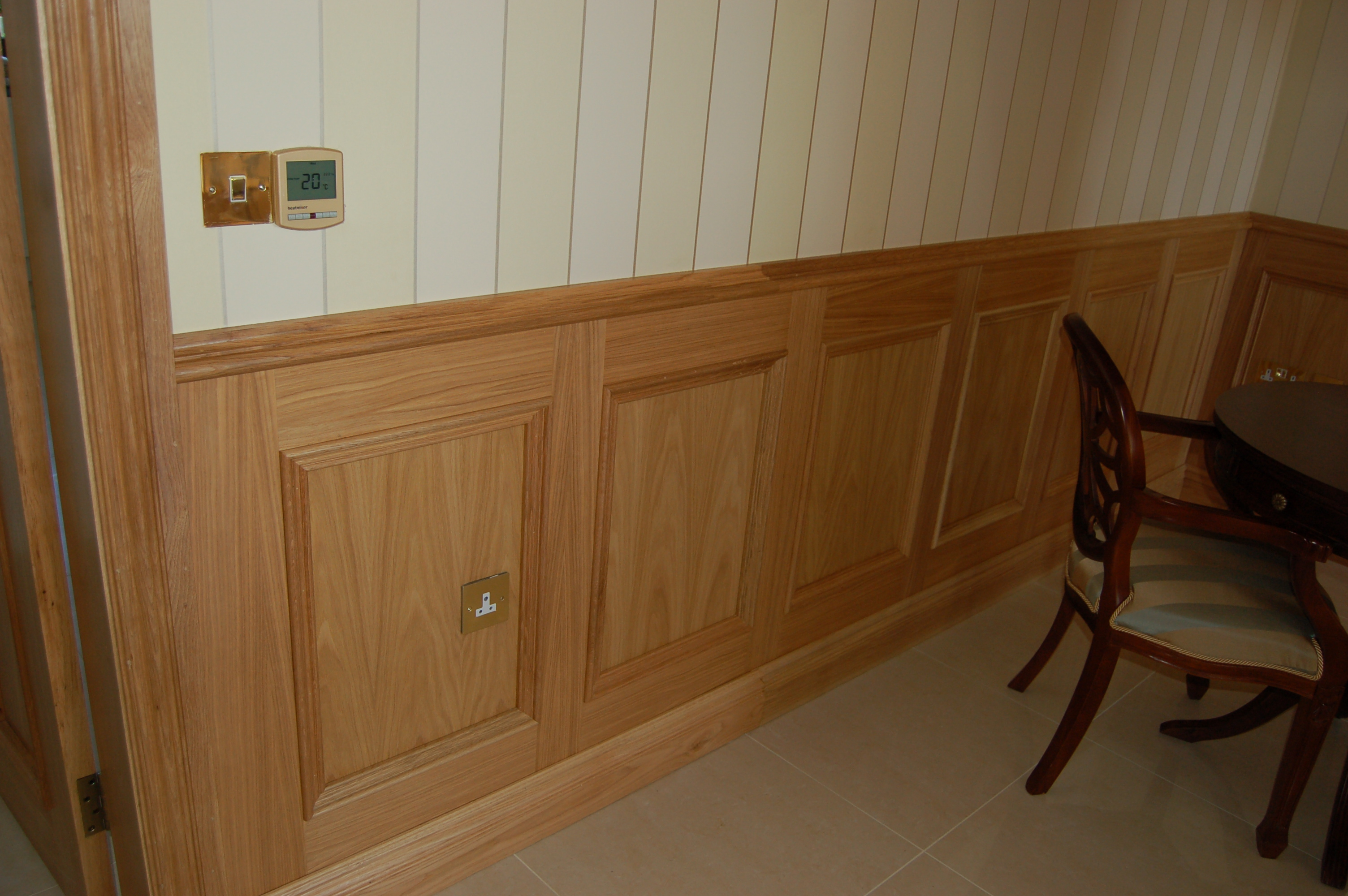 Wooden Wall Panelling