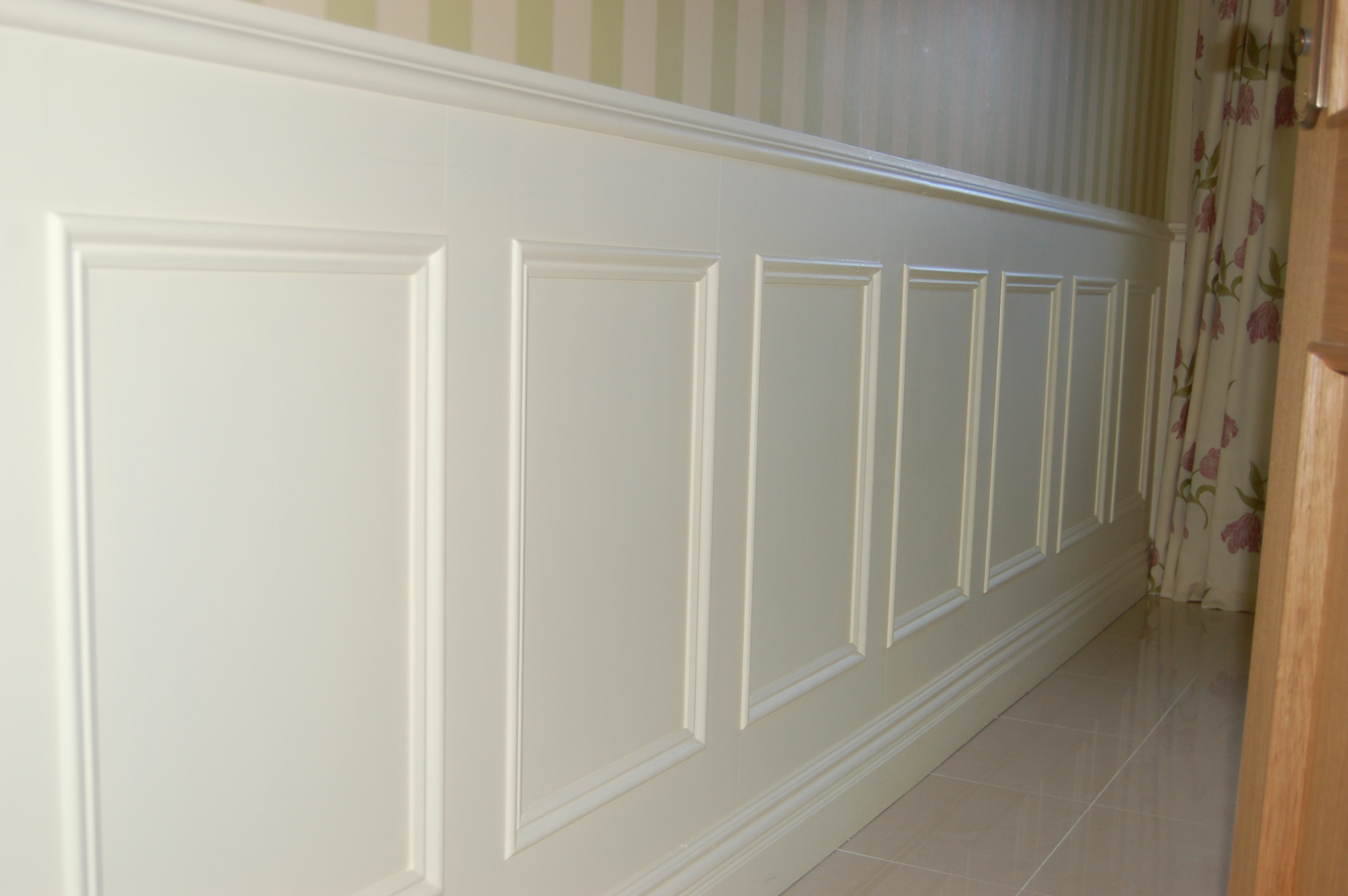 White Panelling