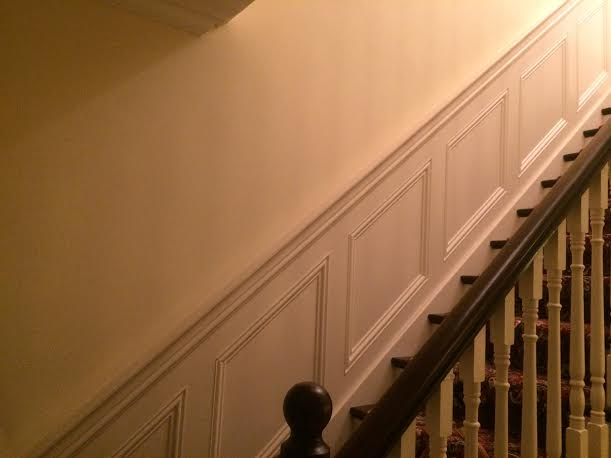 Stair Panelling 2