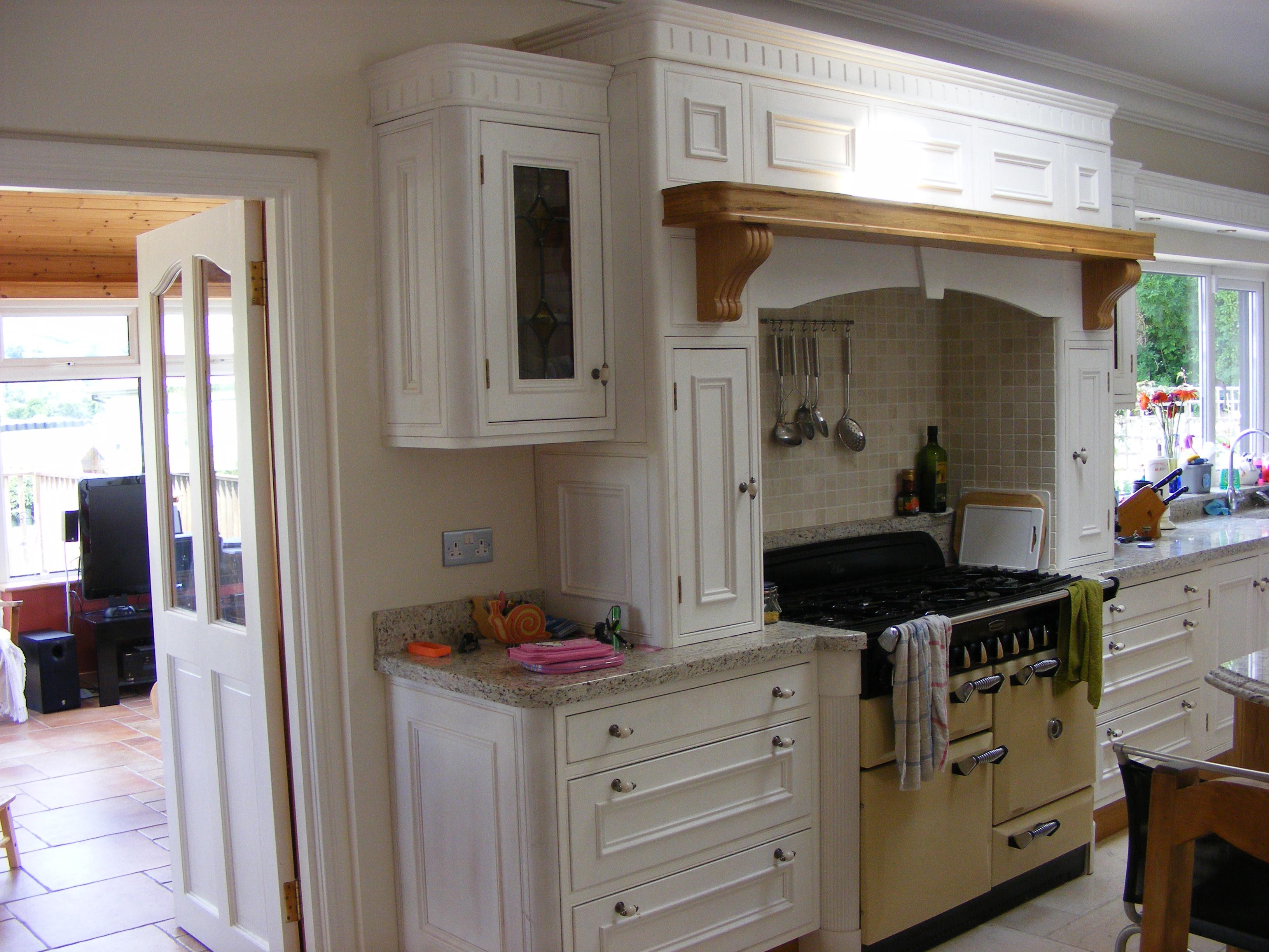 Kitchen Presses/Cooker Surrond