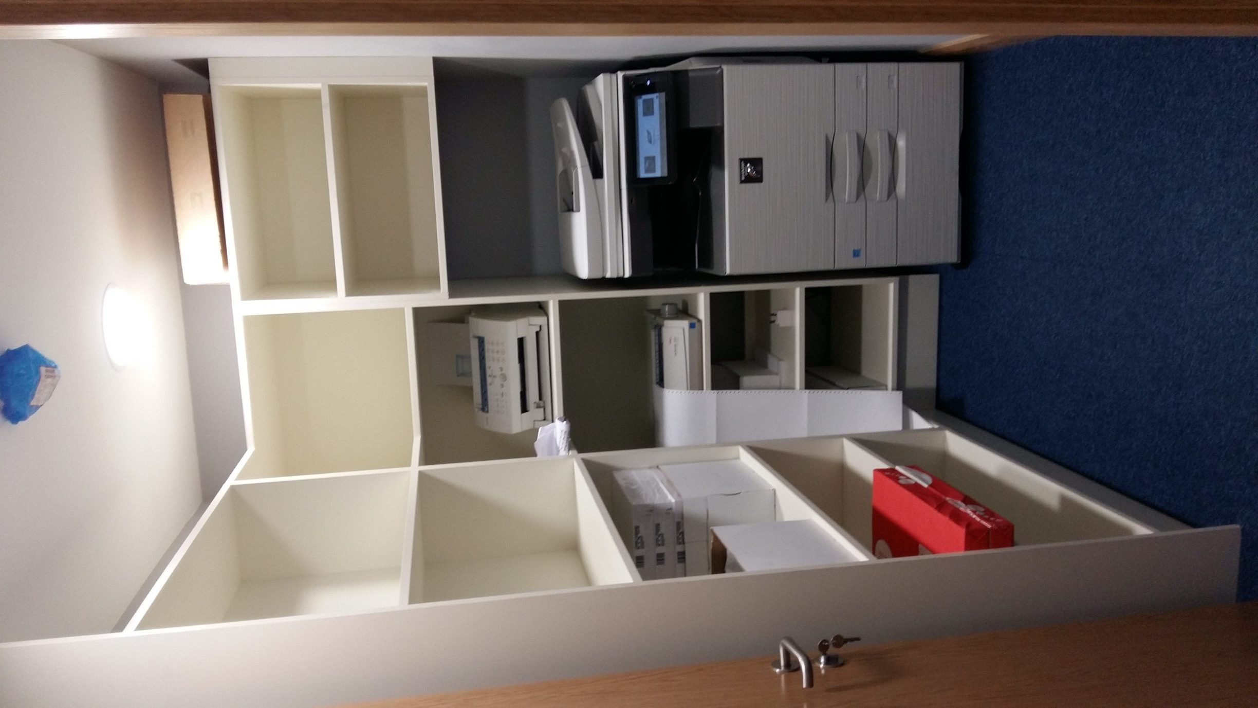 Open View - Office Storage